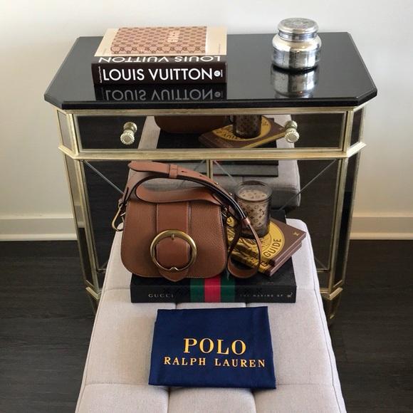 Polo Ralph Lauren Pebbled Leather Lennox Bag. M 5b43c22cc89e1d25669692c5 427ea6bb2e91e